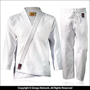 Single Weave BJJ Gi